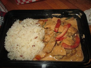 Red Curry w/Pork
