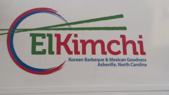 El Kimchi Food Truck, Asheville, North Carolina