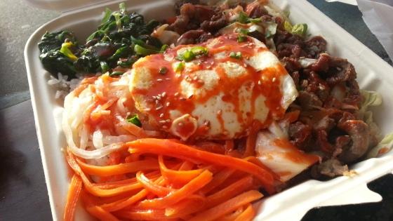 El Kimchi - Bibimbap