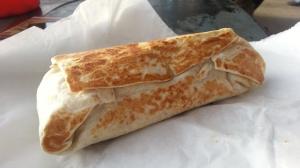 El Kimchi - Spicy Pork Burrito