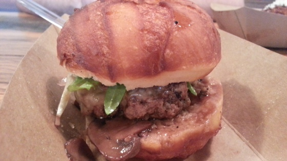 DoughWorks - Tuxedo Burgers