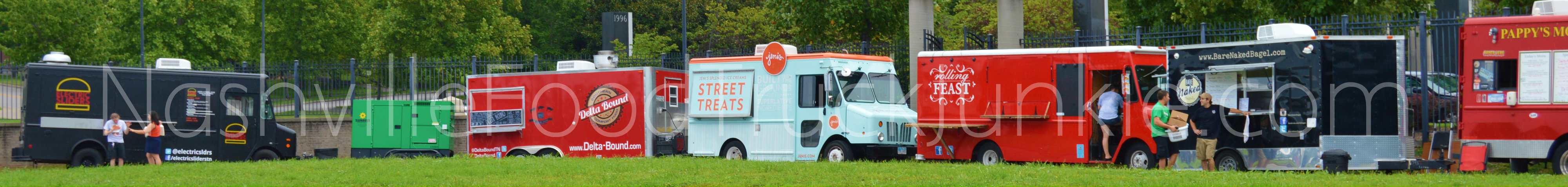 The Steaming Goat Food Truck