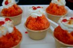 """Retro Sno surprised the judges table with their """"Red Hot Sno Ball"""" and took 3rd Place in Best Hot Nashville"""
